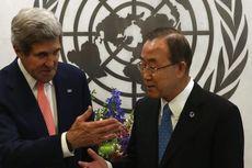 Ban: Tanpa Persetujuan DK PBB, Serangan ke Suriah Ilegal