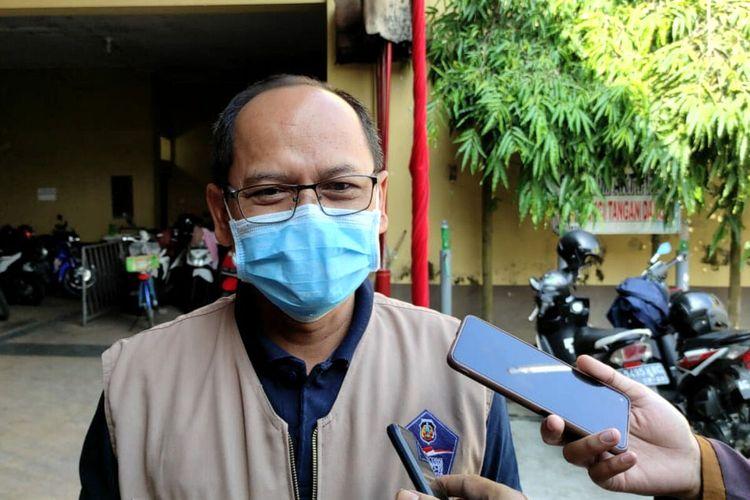 Kepala Bidang Pencegahan dan Pengendalian Penyakit Dinas Kesehatan Kota Blitar Didik Jumianto