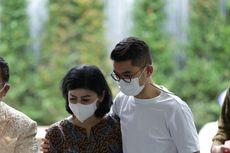 Desiree Tarigan Datangi Polres Jakarta Selatan untuk Buat Laporan