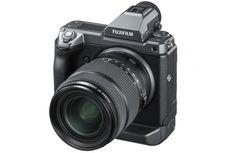 Fujifilm Pamerkan GFX100, Kamera Mirrorless