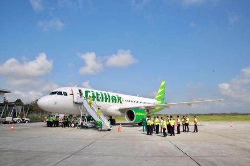 Citilink Buka Rute Penerbangan Baru Jakarta-Kuala Lumpur