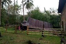 Angin Puting Beliung di Enrekang, 6 Rumah Rusak, 1 Nyaris Roboh