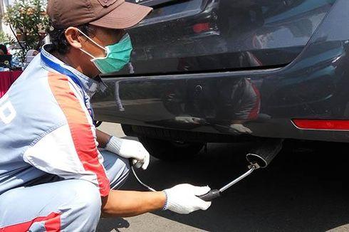 Tahun Depan, Bayar Pajak Kendaraan Wajib Lolos Uji Emisi