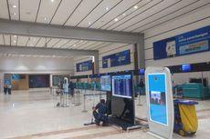 H-3 Natal, Bandara Soekarno-Hatta Sepi Penumpang