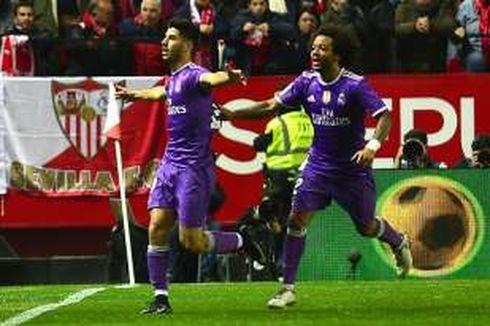 Lolos ke Perempat Final, Real Madrid Cetak Rekor Baru