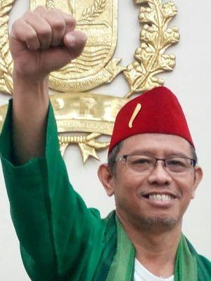Ali Anwar, sejarawan Bekasi.