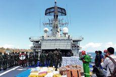 TNI Kerahkan KRI Ahmad Yani 351 untuk Kirim Bantuan ke NTT