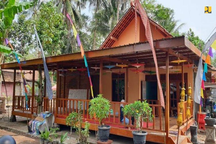 Salah satu contoh homestay di KSPN Borobudur.