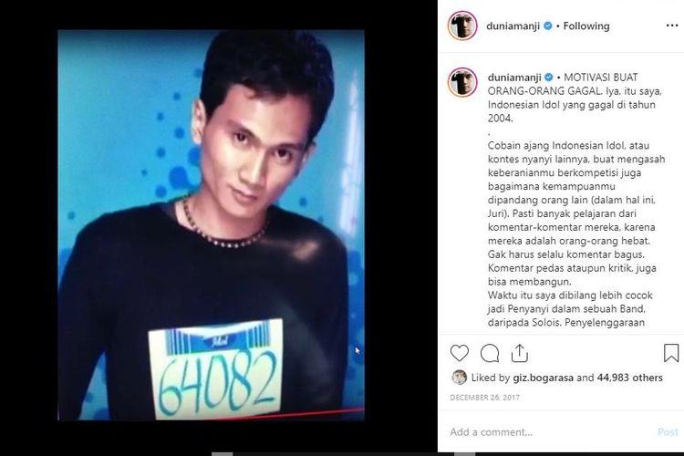 Anji hingga Via Vallen, Penyanyi yang Pernah Gagal di Indonesian Idol  Halaman all - Kompas.com