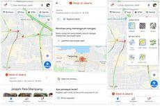 Sempat Ditutup Akibat Banjir, Lima Ruas Jalan di Jakarta Timur Kembali Dibuka