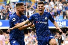 Di Chelsea Sejak Umur 6 Tahun, Mason Mount Bangga Cetak Gol Perdana