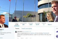 Ucapan Selamat untuk Jokowi Juga Sudah Datang dari Menlu Kanada