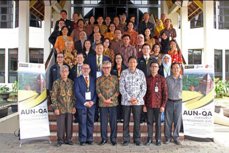 Universitas Indonesia (UI) berhasil memperoleh predikat Better Than Adequate untuk 4 program studi (prodi) yang dinilai tim ASEAN University Network-Quality Assurance (AUN-QA).