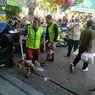 Tak Pakai Masker, 61 Warga Gresik Dihukum Membersihkan Sampah di Fasilitas Umum