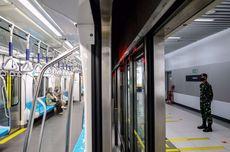 Tak Ada Lonjakan Jumlah Penumpang MRT Saat Penerapan Ganjil Genap Jakarta