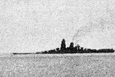 Bangkai Kapal Perang Jepang dari Masa Perang Dunia II Ditemukan