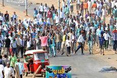 Unjuk Rasa Anti Kenaikan Harga BBM Tewaskan 29 Warga Sudan