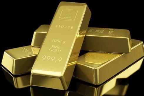 Dollar AS Perkasa, Harga Emas Dunia Lesu