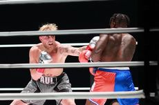 Eks Petarung UFC Pede Bisa Bikin YouTuber Jake Paul Kapok Naik Ring Tinju