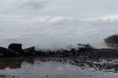 Fakta Gelombang Pasang Terjang Pantai Manado, Tinggi Capai 4 Meter hingga Masuk Parkiran Mal