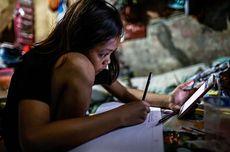 Survei Lapor Covid-19: 40 Persen Orangtua di DKI Sebut Anaknya Sudah Bosan PJJ