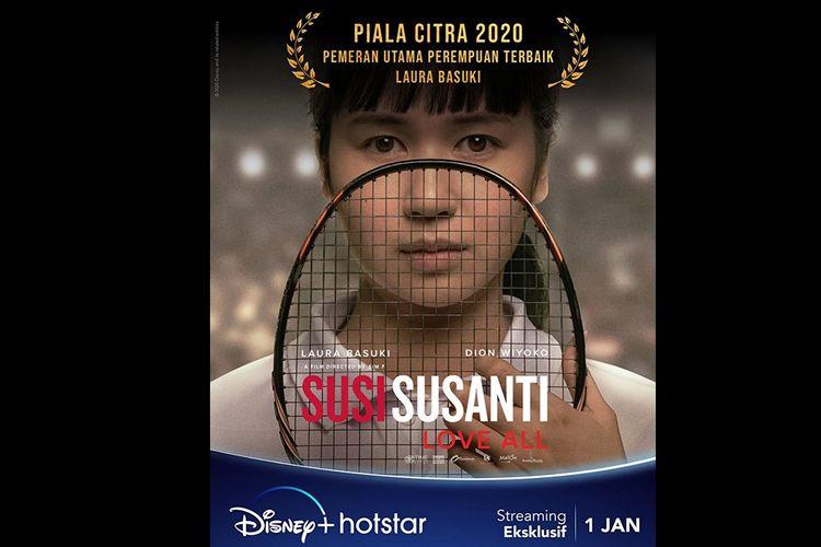 Film Susi Susanti: Love All