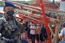 Seminggu Patroli, KKP Tangkap 19 Kapal Maling Ikan