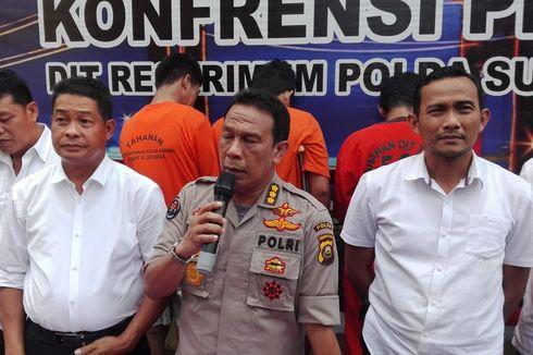 Rusak CCTV dan Jebol Ventilasi Udara, 30 Tahanan Mapolresta Palembang Kabur