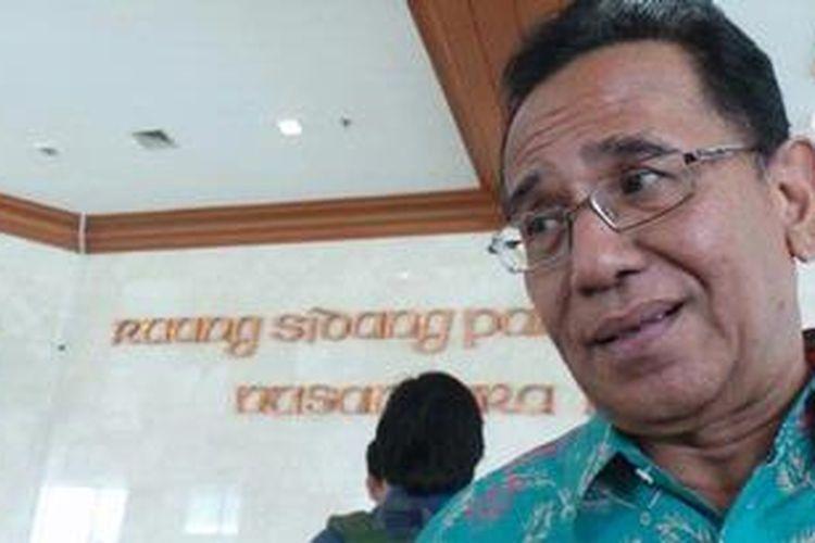 Politisi Partai Gerindra, Martin Hutabarat.