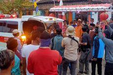 Pulang Kampung Setelah Setahun Merantau, Pasutri Asal Tegal Tewas dalam Kecelakaan di Tol Cipali