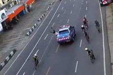 Mobil Rescue Dinas Sosial Tabrak Pesepeda di Makassar, Korban Alami Luka pada Wajah