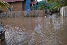 Satu Jam Diguyur Hujan, 7 Kelurahan di Kota Bima Diterjang Banjir