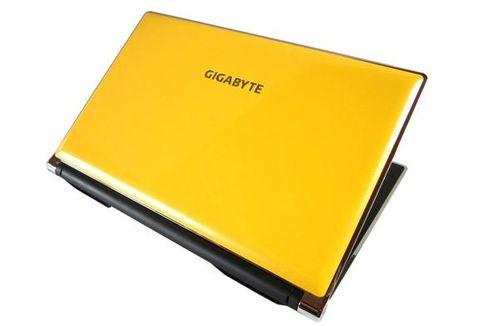 Gigabyte P2542G, Laptop