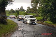 Rasakan Lagi Sensasi Berkendara Honda CR-V 1.5 L Turbo