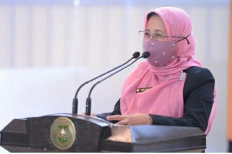 Kepala Dinas Kesehatan Provinsi Riau, Mimi Yuliana Nazir
