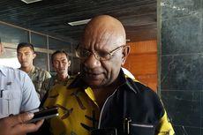 Wagub Papua Ajak Masyarakat Bersukacita Sambut Pelantikan Presiden