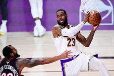 Dua Tahun, Tambahan Perpanjangan Kemesraan LeBron James dengan Lakers
