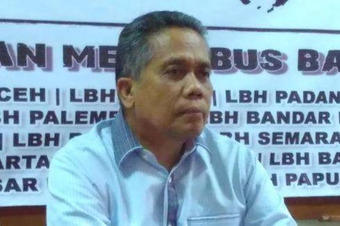 Sedang Bela Tersangka, Luhut Pangaribuan Disarankan Mundur dari Panelis Ahli Seleksi Capim KPK