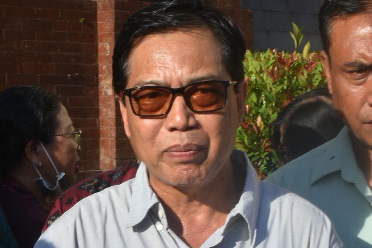 Kepala Dinas Pendidikan, Kepemudaan dan Olahraga, Denpasar Wayan Gunawan, Minggu (15/3/2020) pagi.