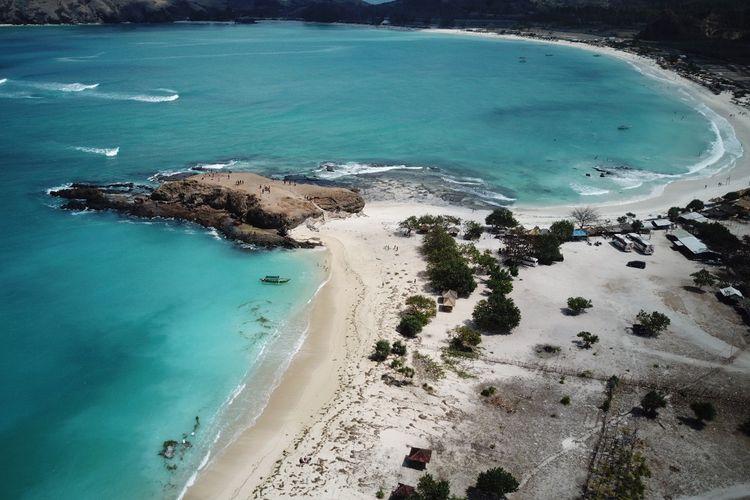 Mandalika di Nusa Tenggara Barat