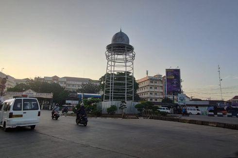 Tarik Ulur Revitalisasi Tugu Pamulang, Pemprov Banten Tak Punya Anggaran dan Minta Pembongkaran