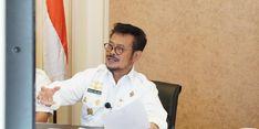 Fokus Jaga Ketersediaan Pangan Rakyat, Kementan Rumuskan 5 Program Pembangunan Pertanian