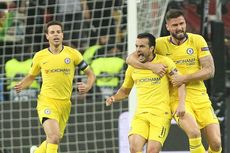 Chelsea Vs Frankfurt, Prediksi Line-up dan Link Live Streaming
