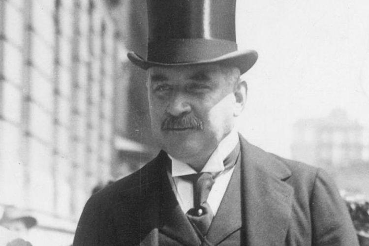 JP Morgan. (biography.com)