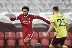 Link Live Streaming Liverpool Vs Burnley, Kick-off 18.30 WIB