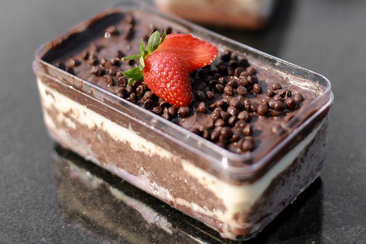 Resep Dessert Box Chocolate Black Forest Bisa Untuk Jualan Online Halaman All Kompas Com