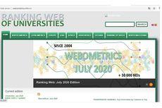 Ranking PTN dan PTS Terbaik, Apa Kriteria yang Digunakan Webometrics?