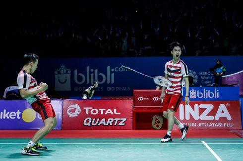 Jadwal Final Indonesia Open 2018, Marcus/Kevin dan Owi/Butet Berlaga