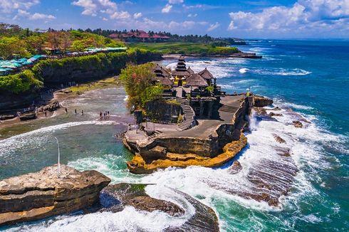 5 Tempat Wisata di Tabanan Bali Buka Kembali, Salah Satunya Tanah Lot