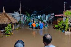 Diguyur Hujan 7 Jam, 120 Rumah di Lombok Barat Direndam Banjir